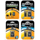 Carte Mémoire Micro SD DURACELL (16Go, 32Go) Sandisk, Dan-elec NOKIA, HTC GOPRO