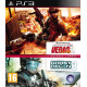 Tom Clancy's Rainbow Six Vegas 2 + Ghost Recon : Advanced Warfighter 2 Pour PS3